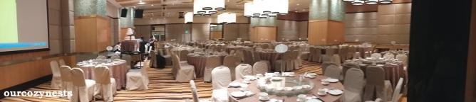 Full view of ballroom.